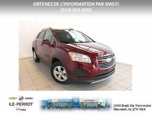 2016 Chevrolet Trax AWD LT, AWD, TOIT OUVRANT, MAGS
