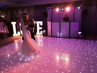 PHOTO BOOTH, CHAIR COVERS, LED DANCE FLOOR & MORE - Wedding / Birthday / Event hire - Photobooth
