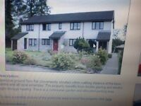 2 bed flat in Newton Stewart