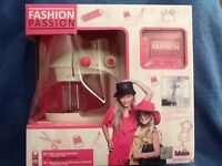 Fashion Passion Kids Sewing Machine