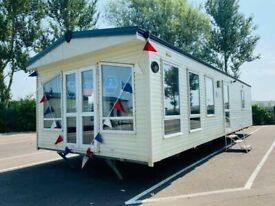 beautiful static caravan for sale sited in essex