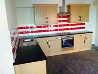 Brand new 2 bedroom flats with off new bedford road £1000 pm