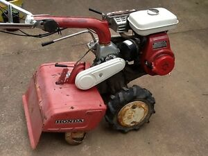 Honda rotary hoe FR 500 tiller in great shape G200 motor Kempsey Kempsey Area Preview