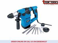 DRAPER 20504 1500W 230V SDS+ Rotary Hammer Kango Drill Kit Rotation Stop