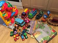 Job lot of toys