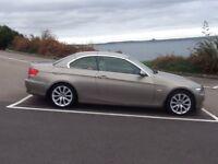Stunning BMW 3 Series Convertible
