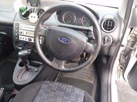 Ford Fiesta 1.6 petrol automatic petrol