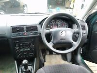 Vw golf mark4 tdi pd100