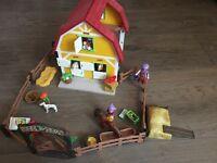 Playmobil Poney Farm