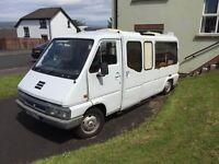 Renault Master Campervan for sale £750 ono