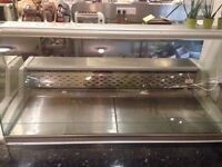 Sandwich Counter/Serveover Display Fridge, excellent condition, recently services. £650.00