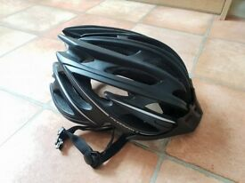 New bike helmets and seat pad