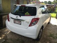 2014 Toyota Yaris Hatchback Inala Brisbane South West Preview