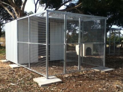 Dog enclosuredog or cat runchicken cagepoultry pet for Dog run cage enclosure