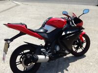 yamaha r125 yzfr 125 r 125 yzfr125 cbr 125 cbr125 rs 125 rs125 px welcome can deliver