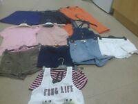 ladies job lot clothes size 10
