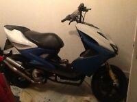 Yamaha aeroX 50 2007