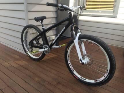 Nicolai BMXTB. Freeride Hardtail / Dirt jump bike Ringwood Maroondah Area Preview