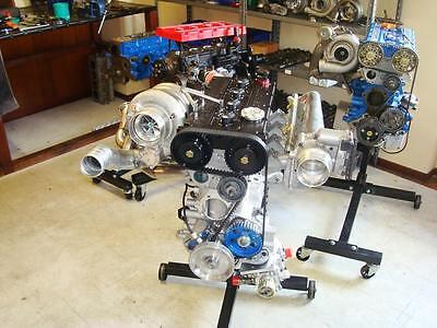 COSWORTH YB 650HP ENGINE PREPARATIONS (LAST SPEC)