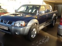 Nissan Navarro twin cab 2.5pick-up