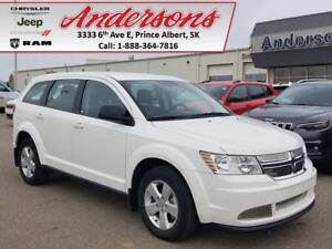 2016 Dodge Journey Canada Value Package *Bluetooth*