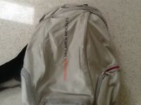 Mclaren Mercedes backpack never used