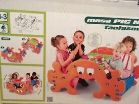 Feber picnic table/rocker