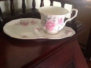 CHINA CUP AND CAKE PLATE IN NEW CONDITION Richardson Tuggeranong Preview