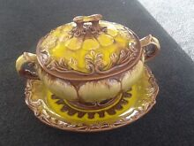 RUSSIAN SOUP TUREEN WITH PLATTER North Sydney North Sydney Area Preview