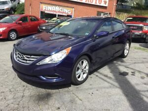 2011 Hyundai Sonata GLS Gls, low kilometers! Ice cold a/c