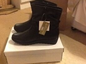 Dr Keller slouch ankle boots