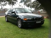 E46 1999 BMW 328i sedan Dubbo Dubbo Area Preview