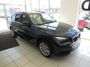 BMW X1 xDrive28i, AUTO, TOIT, A/C, BT, CRUISE, CUIR, BAS KM.