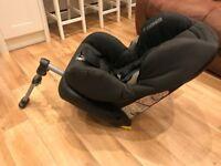 Maxi cosy prioryfix isofix car seat