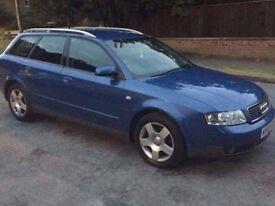 Audi A4 1,9 Diesel