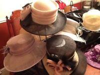 Hats, Fascinators & millinery materials