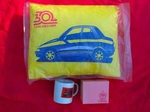 Mazda 323 Protege 30th cushion + hypercolour mug  NOS BG rare JDM Kalorama Yarra Ranges Preview