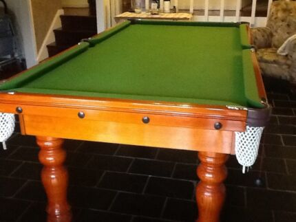 Billiard table slate Doncaster East Manningham Area Preview