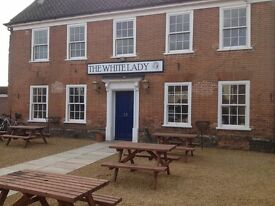 Second Chef wanted to start asap - Worstead White Lady