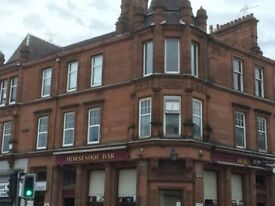 LARGE TWO BEDROOM SECOND FLOOR FLAT IN CENTRAL MOTHERWELL