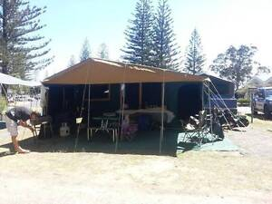 MDC Family size Camper Trailer Jimboomba Logan Area Preview