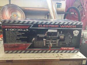 Tundra Tested 10,000 lb Winch