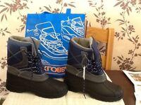 Field walking boots