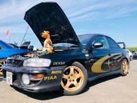 Subaru impreza sport special