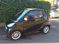 REDUCED!! Smart Convertible fortwo 1.0 MHD Passion Cabriolet Softouch 2dr