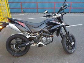Ksr tw 125cc black 2016