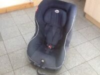 Britax Renaissance group 1 car seat for 9kg upto 18kg(9mths to 4yrs)washed and cleaned