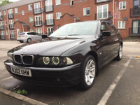 BMW 520i E39, 12 Months MOT, Full Service History, Very Good Condition