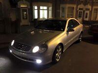 Mercede Benz CLK 2.7 CDI 2005 ELEGANCE LEFT HAND DRIVE LHD