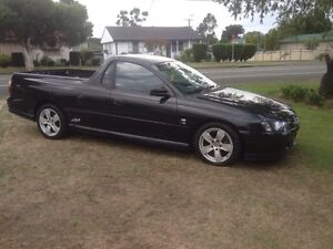 2004 Holden VY Commodore Series 2 SS Ute Singleton Singleton Area Preview